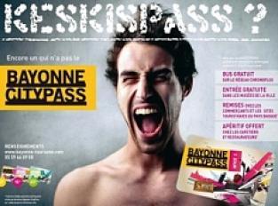Citypass Bayonne Pays Basque