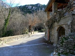 Village de Navacelles