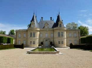 Le Château de Lussac
