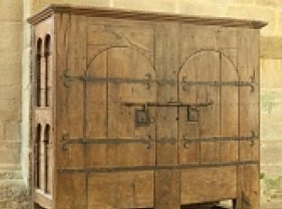 Eglise abbatiale de l'ancien monastère Cistercien