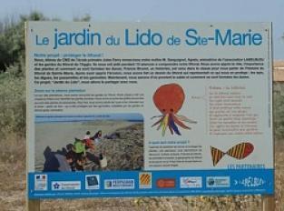 Jardin du Lido