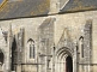 Le calvaire et la chapelle de Tronoën