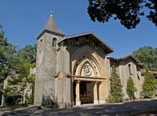 La chapelle Notre dame du Bout du Puy