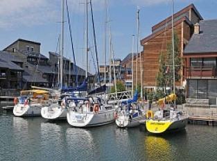 Port des Marinas de Deauville