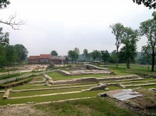 BRIGA - Site archéologique du Bois l'Abbé