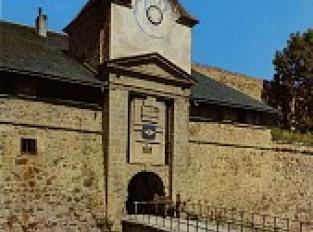 Porte d'entrée Citadelle