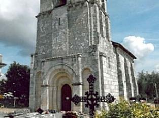 L'église de Parsac