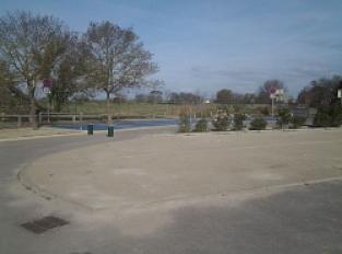 Site naturel protégé du Méjean et son parking d'accueil