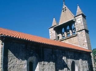 Eglise Romane de Saint Cirgues en Montagne