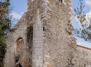 L'Église de Dissais