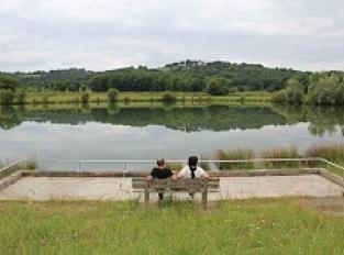 Lac des Barthes