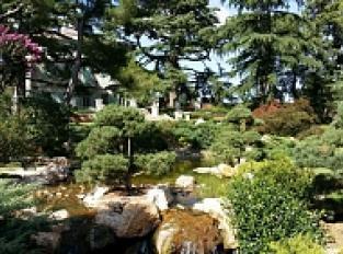 Jardin Botanique Château Pérouse