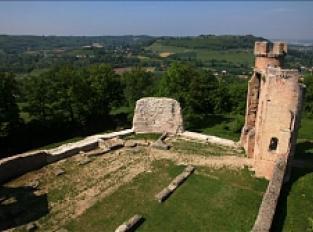 Château Médiéval de Bressieux