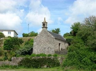 Anse et Chapelle Saint-Gildas