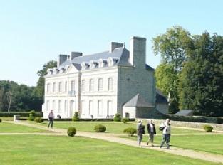 Grand-Champ, chateau de Penhoët -Privé