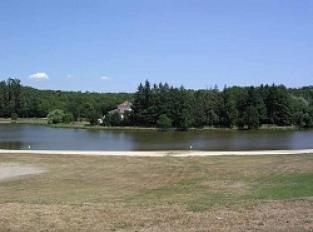 Plan d'eau de Boischenu à Rochechouart