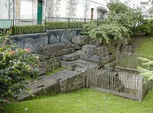 Rempart Gallo-romain (IIIe)