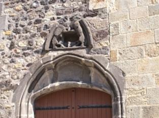 Ancien prieuré Saint-Léger