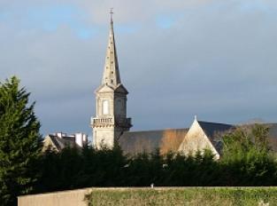 Départ - Eglise Saint Martin
