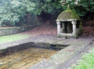 Questembert, Fontaine Saint Martin