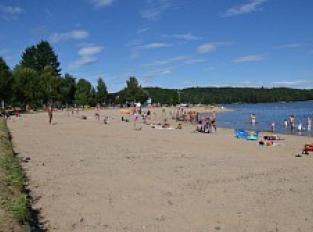 Lac de la Triouzoune - côté Neuvic