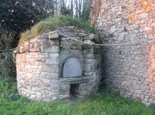 Le village de Brûlis