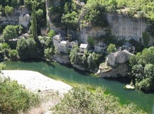 Village de Castelbouc