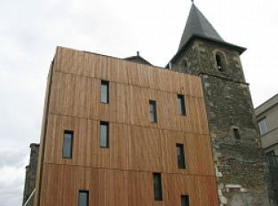 Centre d'art contemporain - Chapelle Saint-Jacques