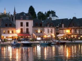 Départ - Port de Saint Goustan