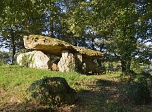 Le dolmen du Chiroux