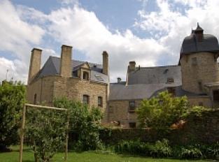 Questembert, Hôtel Belmont