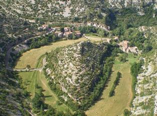 region languedoc le-cirque-de-navacelles