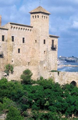 Costa-dorada-incontournable-chateau-tamarit