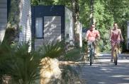 domaine de soulac a vélo sur parc