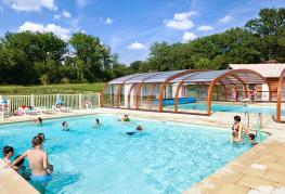 Camping Defiplanet piscines