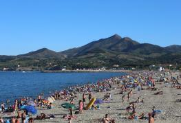 camping les marsouins-argeles-sur-mer-plage