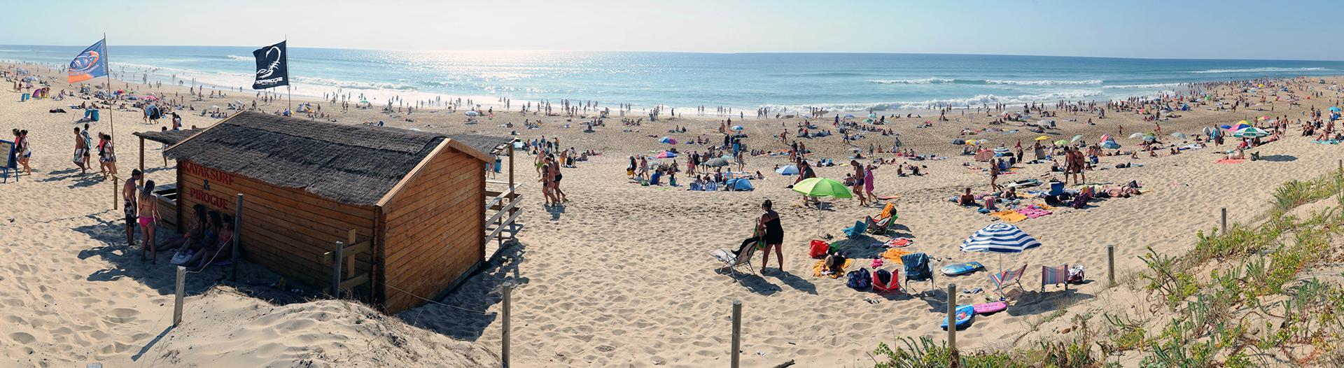 Camping vieux port mobil home messanges 40660 - Camping le vieux port plage sud 40660 messanges france ...