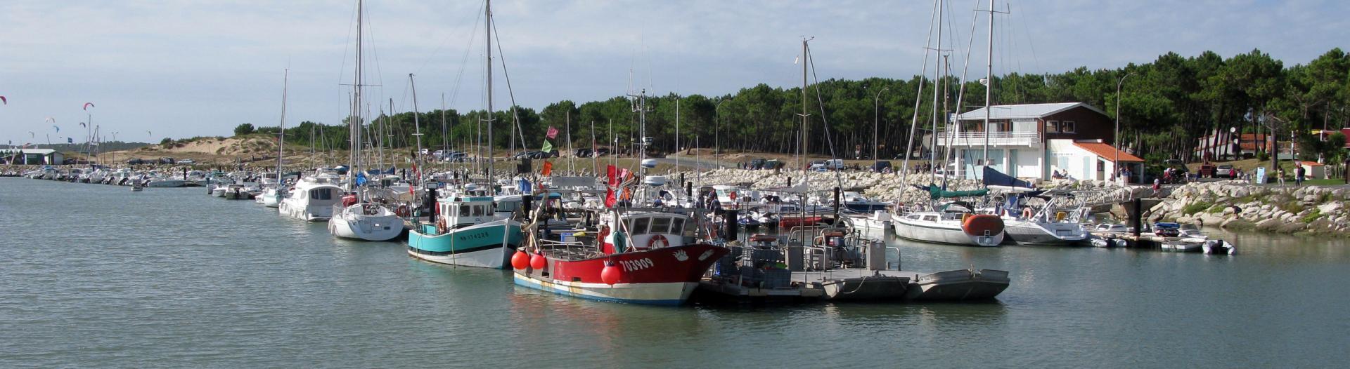 Charente-Maritime port bord de mer