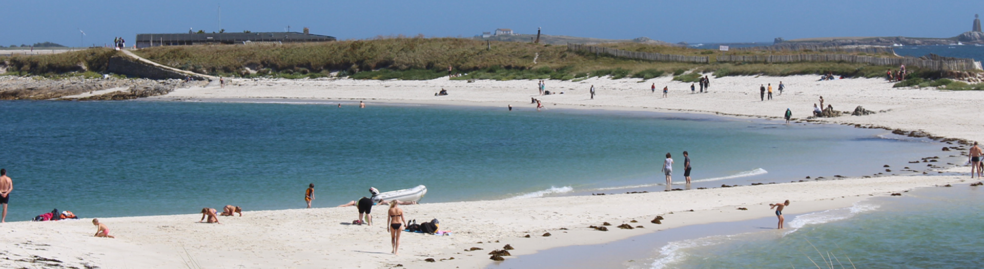 plage des iles glenan