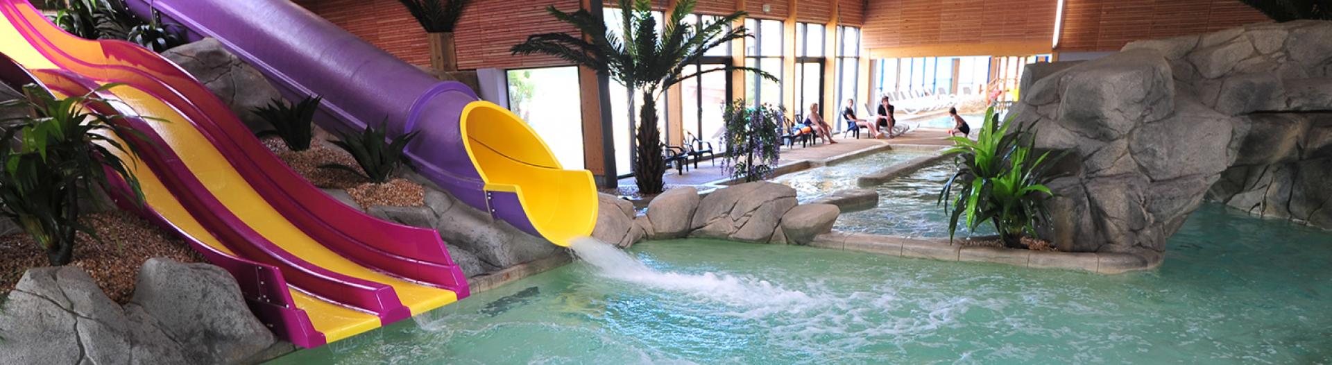 piscine couverte camping ocean - Ile De Re Camping Piscine Couverte