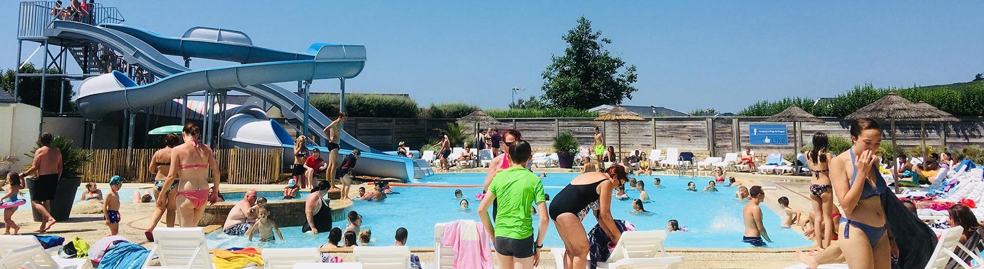 slider-camping-plage-treguer-finistere-plonevez-porzay-piscine-toboggans