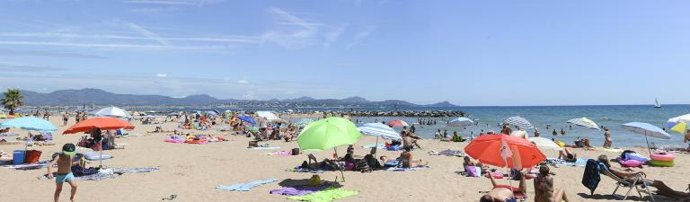 camping saint aygulf panoramique plage