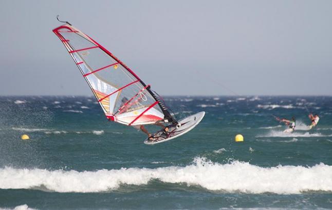 Kite-Surf et planche à voile