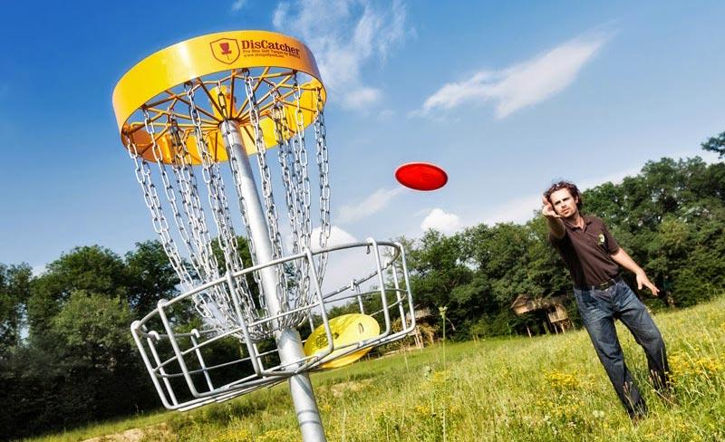 Camping Defiplanet loisirs disc-golf