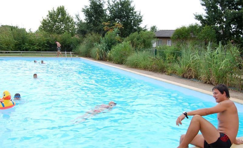 camping port lalande-piscine