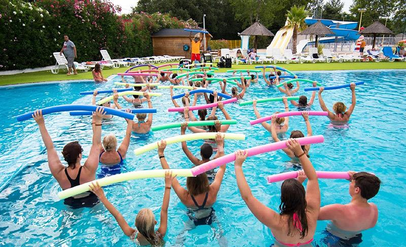 camping-argeles-loisirs-aquagym