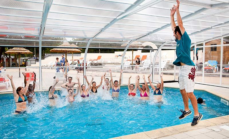 camping-boudigau-labenne-animations-aquatique