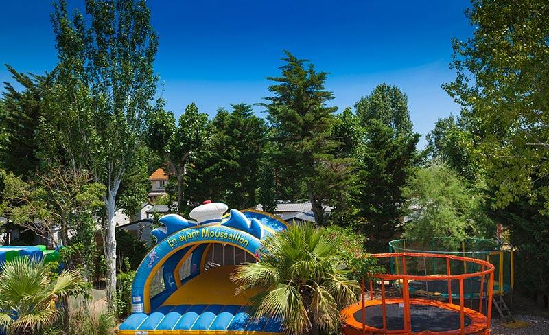 camping-clos-virgile-herault-equipement-jeux-gonflable-2019