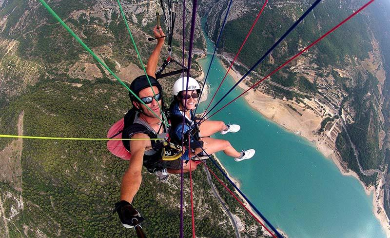 camping-terra-verdon-castellane-verdon-initiation-parapente