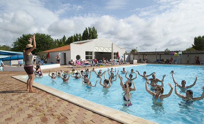 camping-jard-tranche-sur-mer-vendee-aquagym